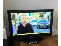 "32"" evotel lcd tv freeview hdmi scart full hd can deliver."