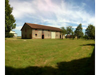 Large House in France with 7000m2 Land, huge Barn and outbuildings. French Property Farm B&B Hotel