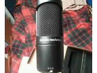 audio-technica condensor mic AT2050 £140 ono