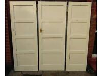 3 Shaker Doors