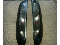 Vauxhall corsa 2002 back light lenses
