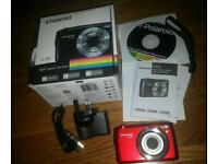 New POLAROID iE X29 18 MP DIGITAL CAMERA CAN POST