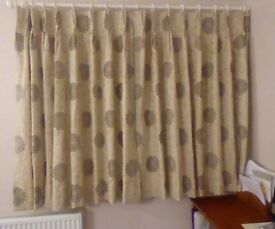 A pair of curtains, suit any room