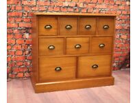 Solid Pine Sideboard Or Chest Of Drawers From Next (Delivery Available)