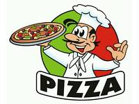 Pizza and Burger Chef required