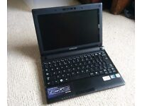 Samsung NC10 Plus netbook computer with charger