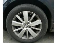 Vw golf alloy wheels 16 inch