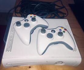 XBOX 360 White ono