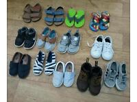 Boys shoes and sandles
