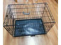 Dog cage / animal cage. 76cm x 50cm. New condition