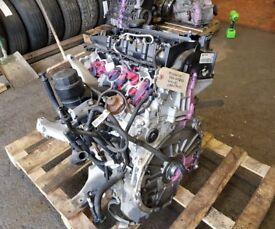 2009 BMW 320D ENGINE E90 N47D20C 2.0 DIESEL ENGINE COMPLETE 65000 MILES #9055