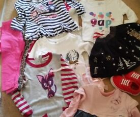 girl's clothes, 2-3 years