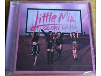 Brand new Little Mix Glory days CD album