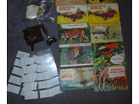 Job lot of collectibles including Tea and Cigarette cards.