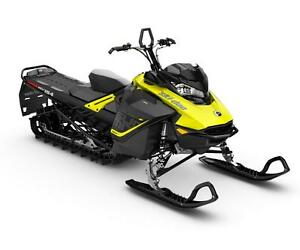 2017 Ski-Doo SUMMIT SP POWDER MAX 2.5 154 850 E-TEC