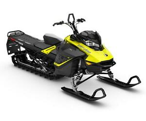 2017 Ski-Doo SUMMIT SP POWDER MAX 3.0 165 850 E-TEC