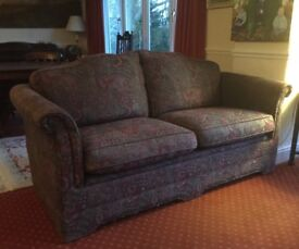 3 seater sette and other matching furniture