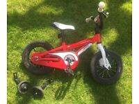 Specialised hotrock 12 inch bike