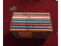 Roald Dahl 10 book collection