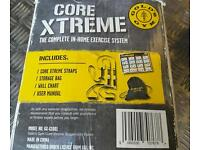 Golds Gym Core Xtreme Home All in one suspension kit gym Abs