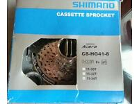 Shimano casette