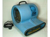 Drieaz Sirocco Turbo Dryer Carpet Rug Fan Blower 3 Speed Floor Dryer