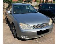Ford Mondeo Ghia X 2.2 2005