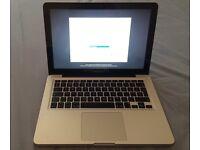 "APPLE MacBook Pro 13"" mid 2010 ; Intel Core 2 Duo ; 4GB ; 128GB SSD ; Superdrive ; £250"