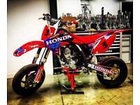 Honda crf 150 supermoto