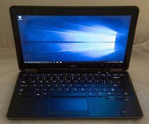 Dell Latitude E7240 Core i5 4th-Gen up to 2.90GHz 4-16GB DDR3 128GB SSD 14in 720p Windows 10 Ultrabook