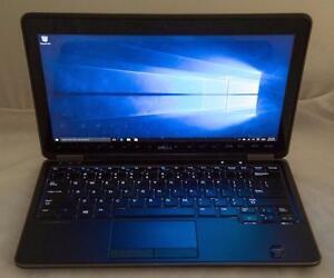 Dell Latitude E7240 Core i5 4th-Gen up to 2.90GHz 4-16GB DDR3 128GB SSD 14in 720p Windows 10 Ultrabook