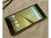 Sony xperia z5 premium 32gb gold unlocked