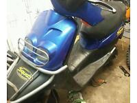 Squab 50cc scooter 1997