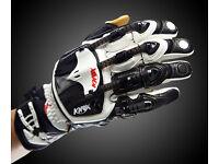 Brand new knox handriod gloves size L