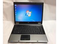 Hp Fast Laptop, 160GB, 2GB Ram, Windows 7, Microsoft office, Antivirus, V Good Condition