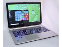 "Toshiba S50 15.6"" Full-HD IPS Ultrabook: Core i7-5500U, 12GB, SSD, Backlit Key"