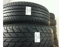 Grade A Part Worn Tyres - 24HR FITTING - 175 185 195 205 215 225 235 245 45 50 55 60 65 15 16 17 18