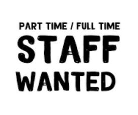 Experienced Counter Staff & Manager Required For Fast Food Outlet