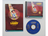 Leisure Suit Larry 1 2 3 4 5 6 Collector's Edition, PC game, 1 CD, Sierra