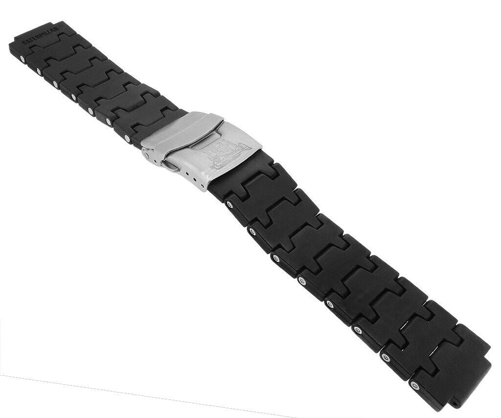 Caterpillar Ersatzband Kautschuk schwarz WD141 WD144 WD147