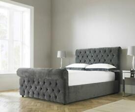 Sleigh beds on sale