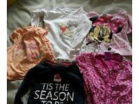Girls toddler clothes 12-18 mths