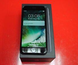 Apple iPhone 7 128GB Jet Black O2/Giff Gaff/Tesco £580