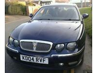 ROVER 75 CLUB CDTI 2004 2.0 LTR DIESEL VERY ECONOMICAL VERY COMFORTABLE