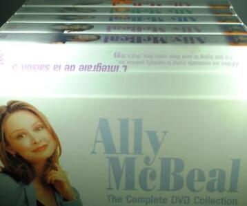 ALLY MCBEAL - COMPLEET