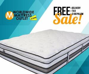 Hello Moncton, it's Worldwide's FREE FREE FREE Sale