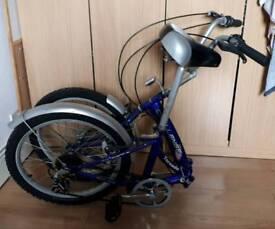 Bicycle Folding Tornado