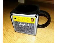 Mugrock Marshall Amplification Themed Mug