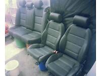 Audi a4 b6 sports seats