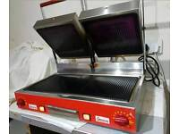 double panini grill sirman